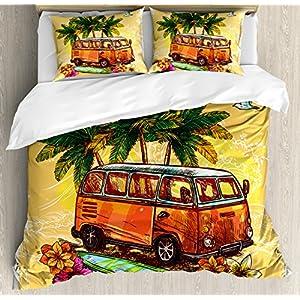616bhUypgOL._SS300_ Surf Bedding Sets & Surf Comforter Sets