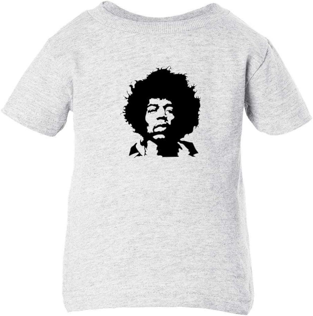 Mari Kyrios Jimi Purple Haze Hendrix Guitar God Rock /& Roll Music Baby Toddler Child Ash T-Shirt
