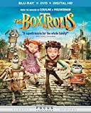 The Boxtrolls (Blu-ray + DVD + DIGITAL HD)