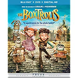 The Boxtrolls [Blu-ray]