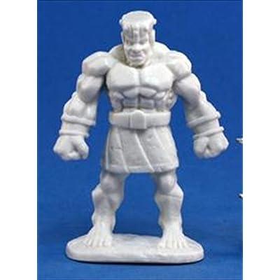 Reaper Stone Golem (1) Miniature: Toys & Games