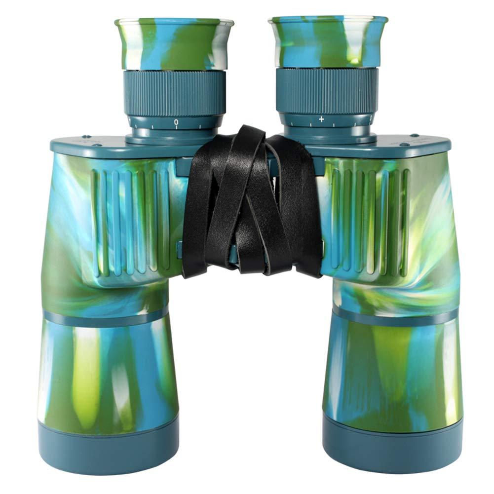 ZHYY Powerful 7X50 Binoculars Professional Telescope Hd Nitrogen Waterproof Binocular LLL Night Vision by ZHYY