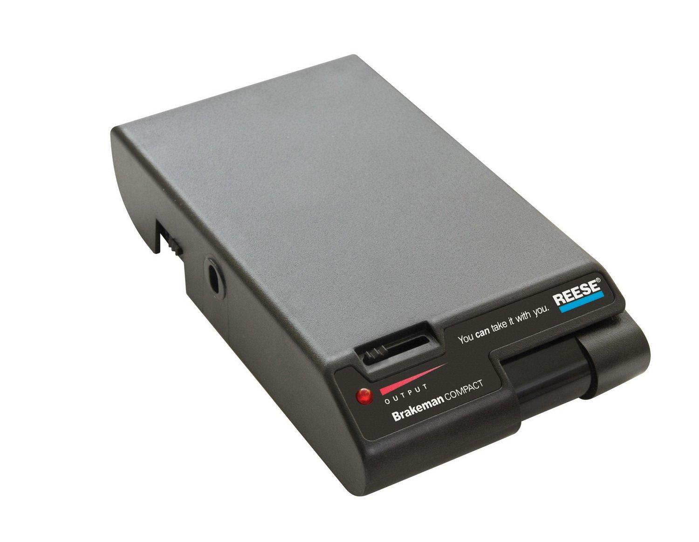 Electric Trailer Brake Controller >> Compact Brake Controller Control Trailer Timed Brakeman