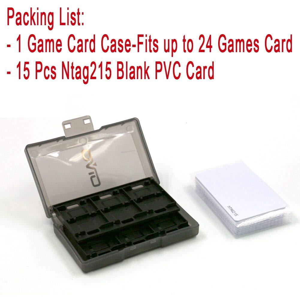 Tarjeta NFC Ntag215, Amiibo en blanco compatible con ...