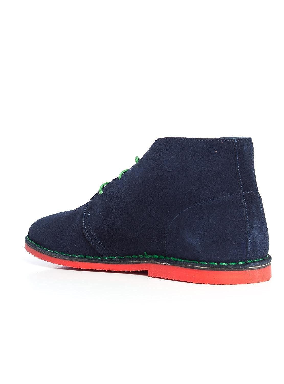 El Ganso - Botas para hombre Azul azul 44: Amazon.es: Zapatos y complementos