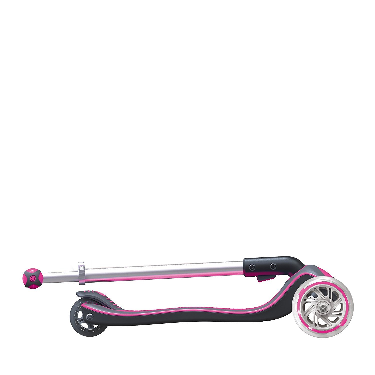 Amazon.com: Globber Elite patinete de 3 ruedas plegable ...