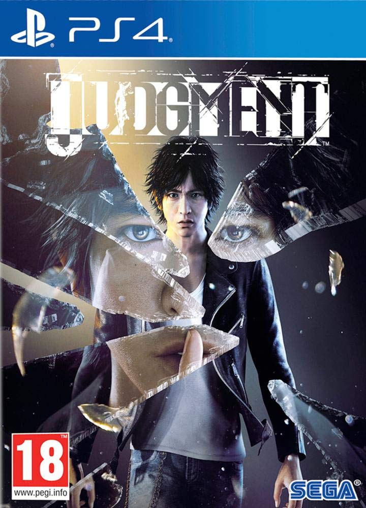 [2019-06-25] Judgment PS4 616bm6-fnwL._SL1000_
