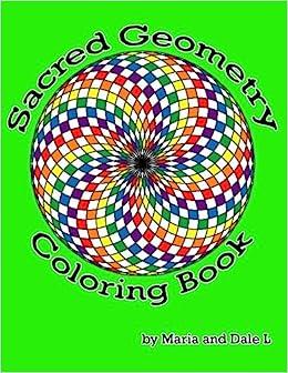 sacred geometry coloring book - Sacred Geometry Coloring Book