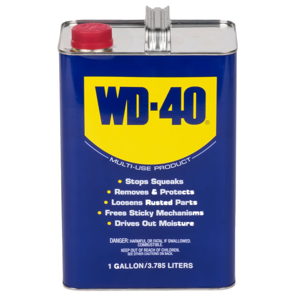 WD-40 Multi-Use Product, One Gallon [4-Pack] by WD-40 (Image #1)