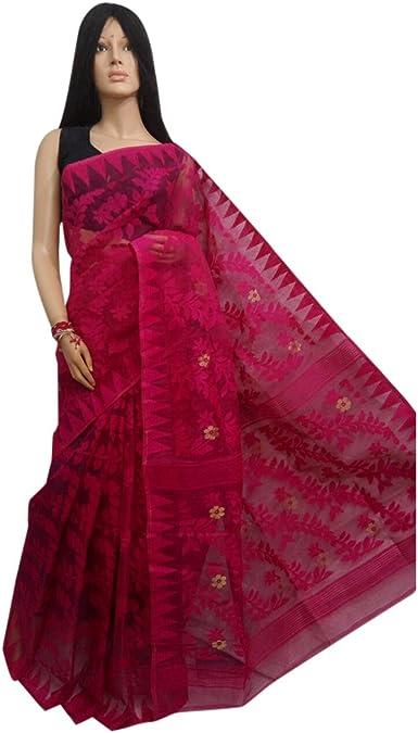 Beautiful Saree Wedding Saree for Women Saree Blouse Cotton Silk Saree with Full Weaving Designer Saree Indian Saree Saree For Women