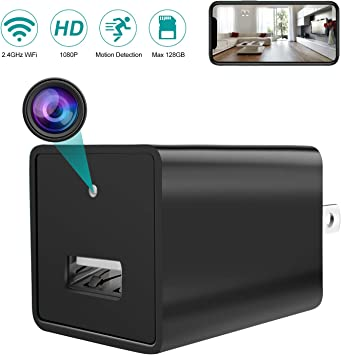 Home Security Camera USB Flash Drive Micro Mini System Nanny Cam