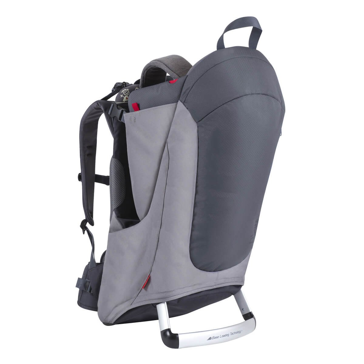 phil&teds Metro Child Carrier (Charcoal/Charcoal) CM_V2_7_200_USA