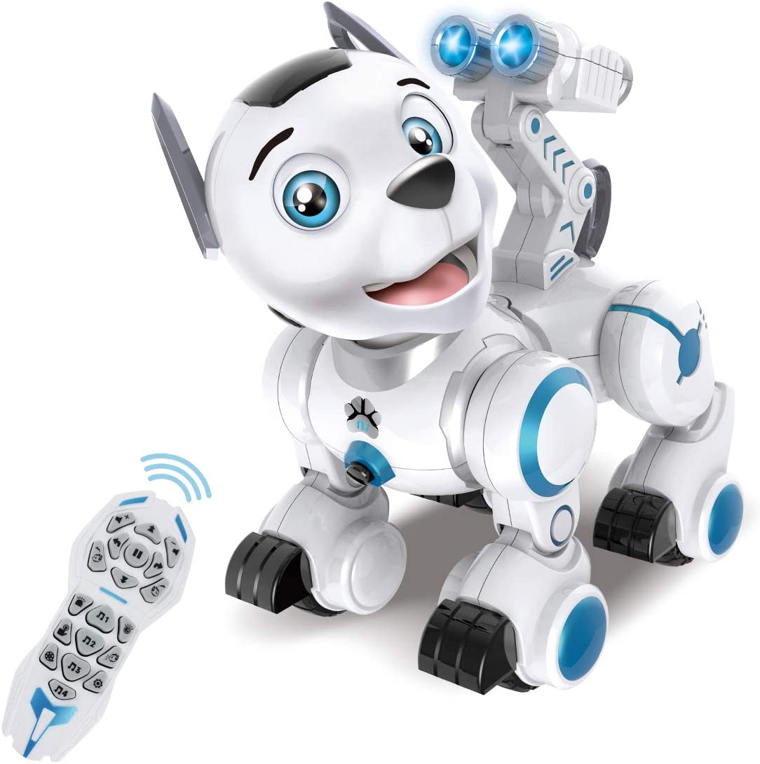Top 10 Best Robot Pets For Kids (2020 Reviews & Buying Guide) 9