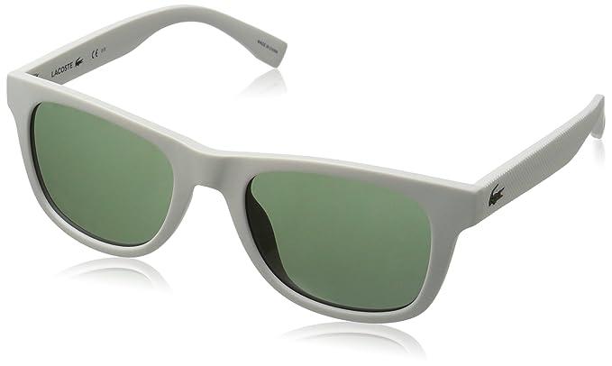 Lacoste L790S 105 52, Gafas de Sol Unisex-niños, Matte White ...