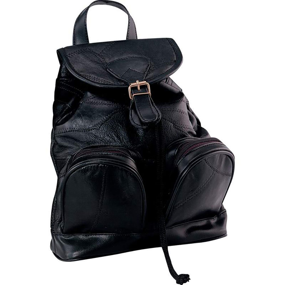 Maxam Italian MosaicTM Design Genuine Lambskin Leather Backpack/Purse: Amazon.es: Equipaje