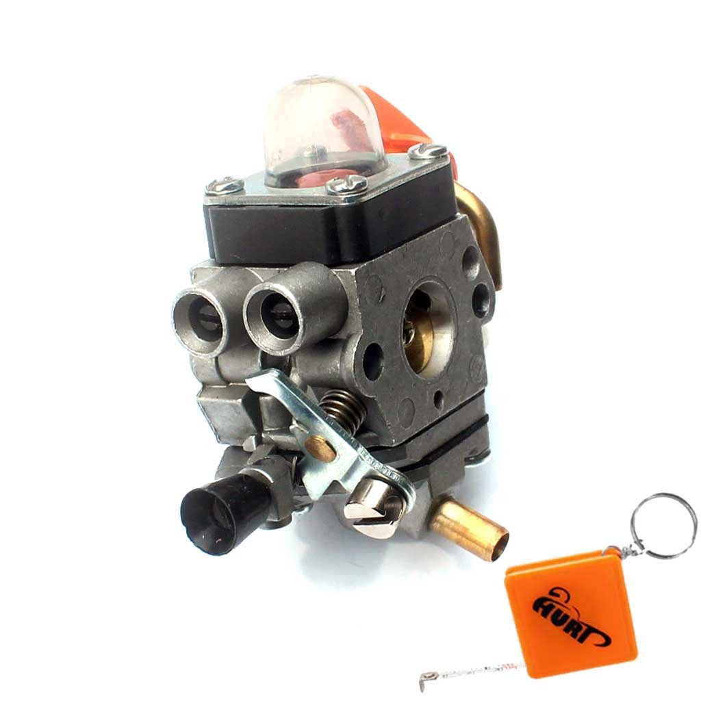 4180 120 0610 HURI Carburateur avec Filtre /à Air pour Zama Stihl FS87 FS90 FS100 FS110 FS130 HL100 HT100 KM90 KM100 SP90 Rep ZAMA C1Q-S174 C1Q-S176