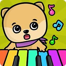 Bebê piano – jogos didáticos para crianças
