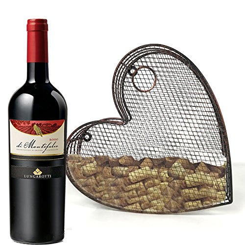 Heart Cage Holds Your Favorite Wine Corks