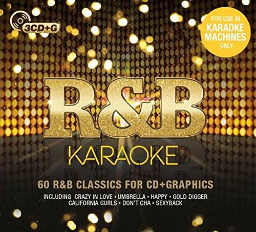 R&B Karaoke (3Cd+G) by Crimson