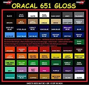 oracal 651 color chart pdf