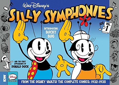 (Silly Symphonies Volume 1: The Complete Disney Classics)