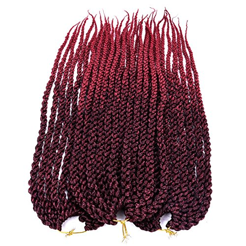 Silike 3d Cubic Twist Braid 1 Piece T1b Bug 22 Quot Crochet