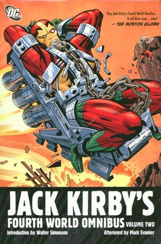 the fourth world jack kirby - 4