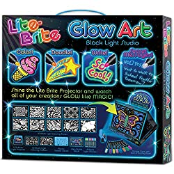 Lite Brite Magic Art Studio