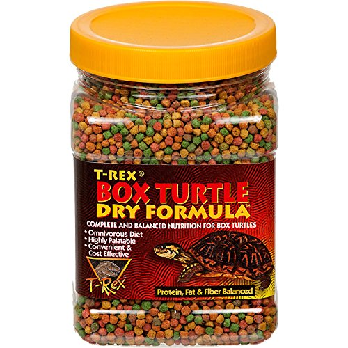 T-Rex Box Turtle Dry Formula (Box Turtle Canned Food)