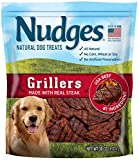Image of Nudges Steak Grillers Dog Treats, 36 oz