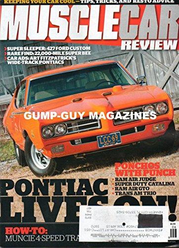 Pontiac Grand Prix Driver (Muscle Car Review Magazine June 2013)