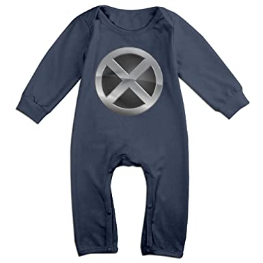 673e80db6f58 Amazon.com  Apocalypse Superhero X-Men Romper Baby Onesie Infant T Shirt   Clothing