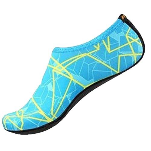 OHQ Sandalias Bohemias Zapatos Pies Planos Zapatos Negro Rosa Azul Zapatos De Plataforma Mujer Zapatos De