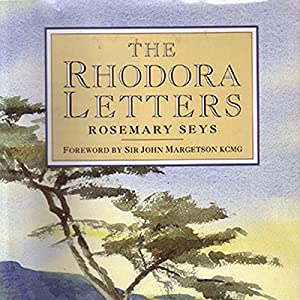 The Rhodora Letters Audiobook