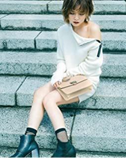 EMODA コラボ Misako Uno 宇野実彩子(AAA) CHAIN COMBI MINI BAG(ピンク