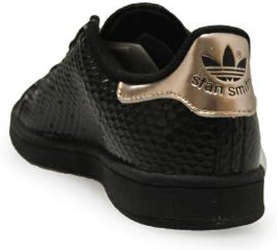 adidas stan smith black amazon