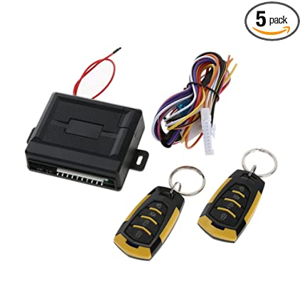 Amazon.com: Keyless Entry System, Universal Car Remote ...