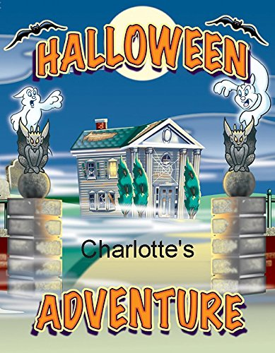 Personalized Halloween Book | Personalized Children's Books | First Time Books]()