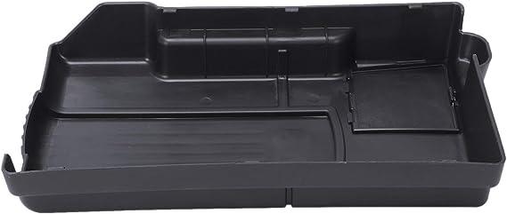 TOOGOO Coperchio di Protezione Impermeabile Resistente agli Elettrodi Negativo Batteria Motore per Skoda Kodiaq Octavia 5E per VW Tiguan L 2018 16 A7