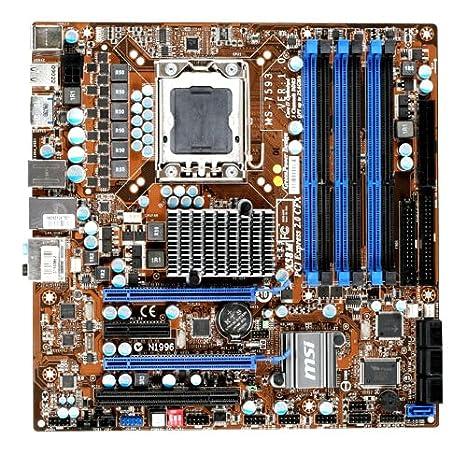 MSI X58M - Placa Base (Intel, Socket B (LGA 1366), Intel ...
