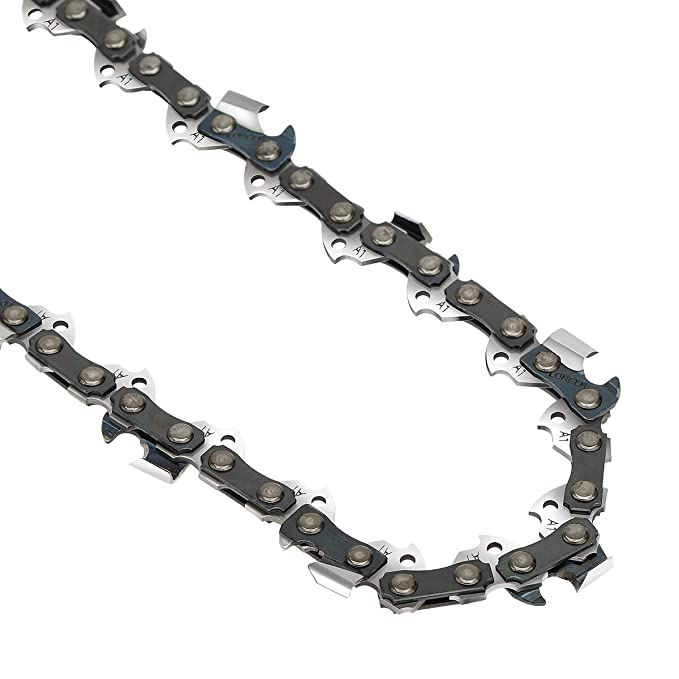 12 Sets Chainsaw Saw Chain Pitch 3//8LP Pitchs .043 .050 Gauge Gauge Drive Lin