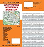 Southwest Suburban Houston / Sugarland / Missouri City, Texas Street Map