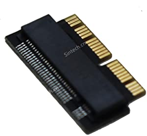 Sintech NGFF M.2 nVME SSD Adapter Card for Upgrade MacBook Air(2013-2016 Year) and MacBook PRO(Late 2013-2015 Year)