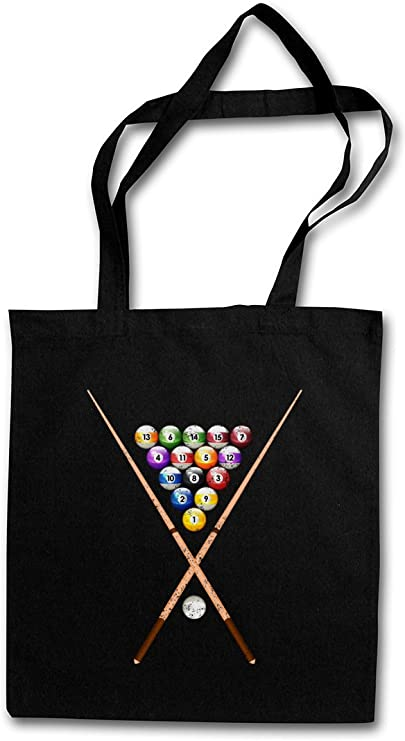 Urban Backwoods Pool Billard II Hipster Bag – Bola de Billar ...
