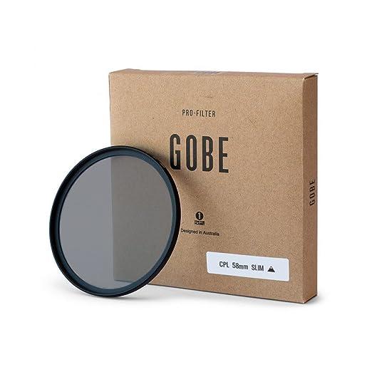 76 opinioni per Gobe- Filtro Polarizzato Slim CPL 58mm