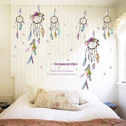 Amazon Com Monsin Baby Wall Sticker American Indian Dream