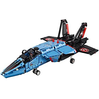LEGO Technic Air Race Jet 42066 Building Kit (1151 Piece): Toys & Games