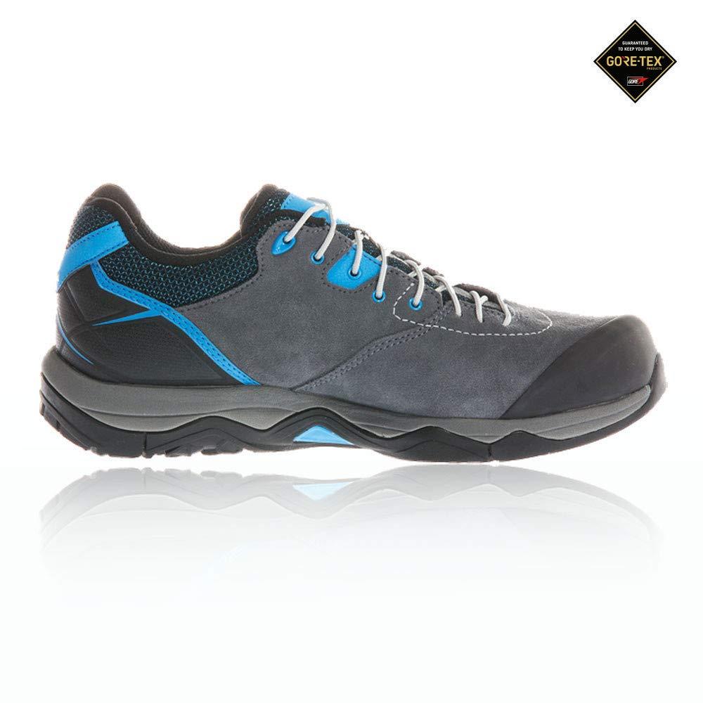 Haglöfs Damen ROC Claw Gt Trekking-& Wanderhalbschuhe, blau, 42 EU