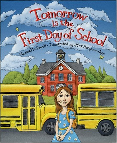 Tomorrow is the First Day of School ebook