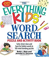 The Everything Kids' Word Search Puzzle And